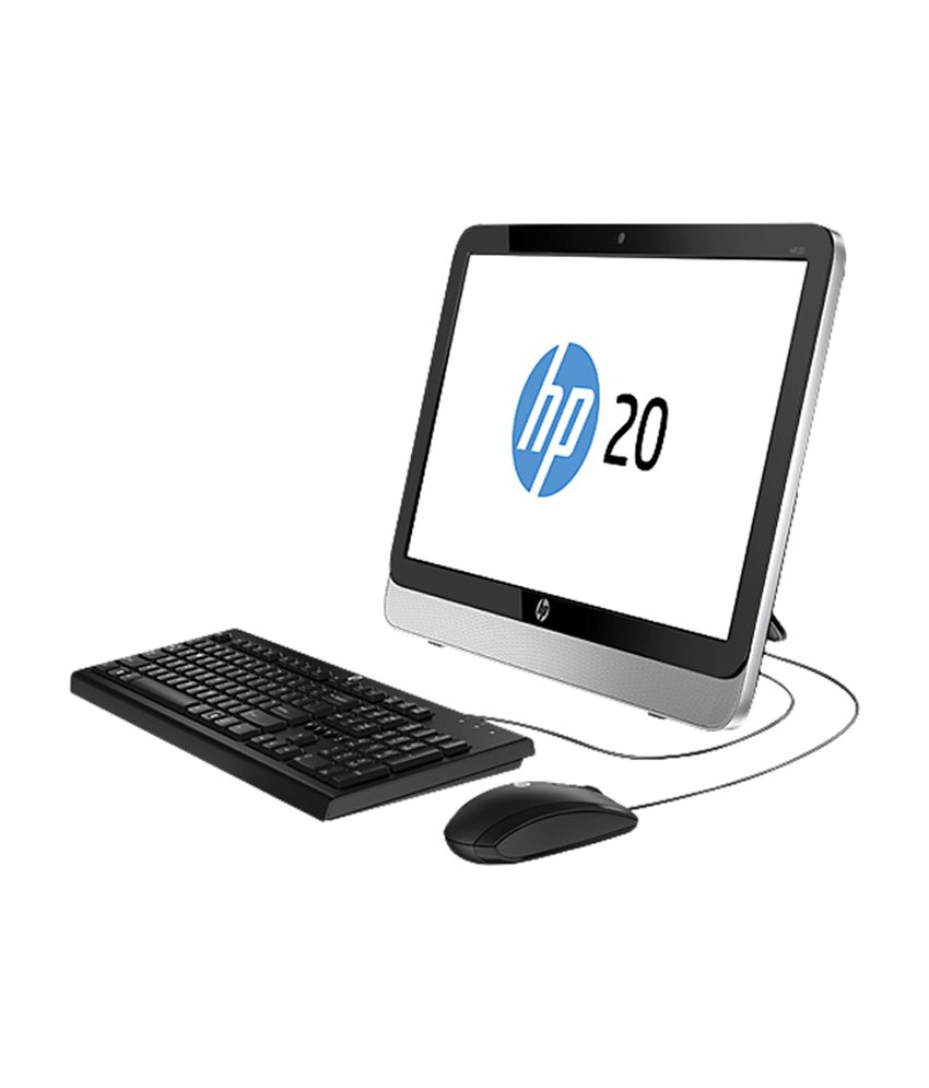 hp 20 e025a 19.5 all in one desktop review