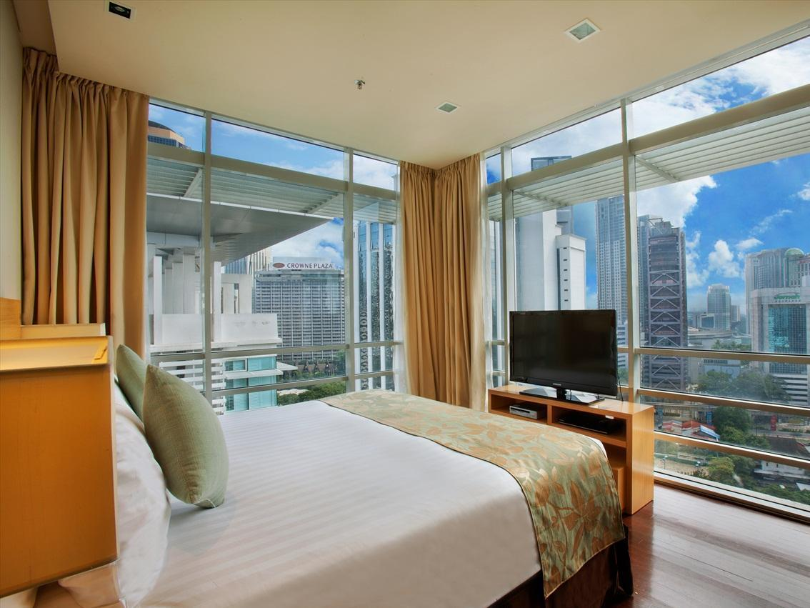 parkroyal serviced suites kuala lumpur review