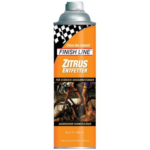 finish line citrus degreaser review