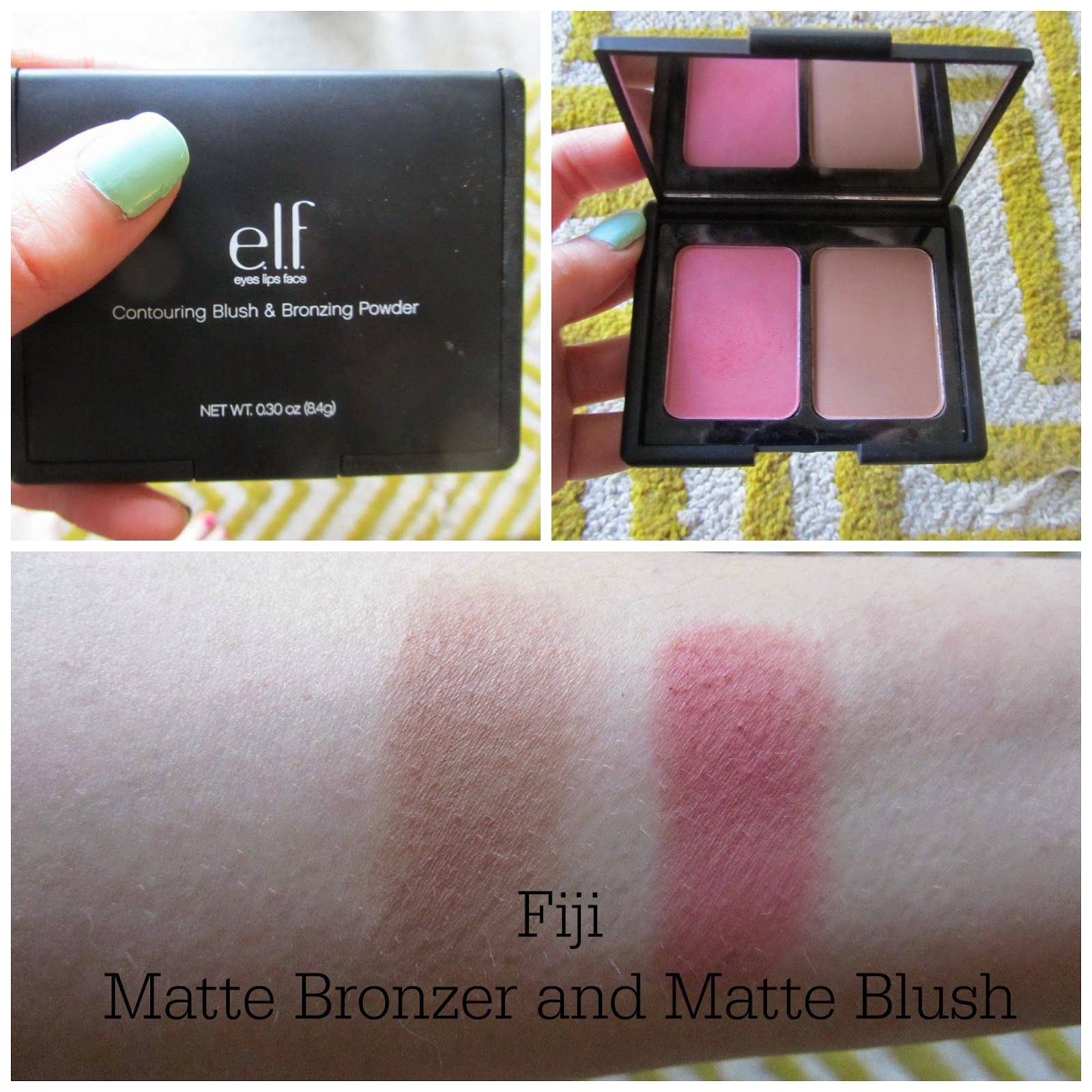 elf contouring blush and bronzing powder review indonesia