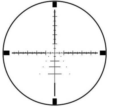 burris ballistic plex e1 reticle review