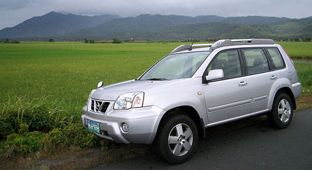 nissan x trail 2.5 2004 review