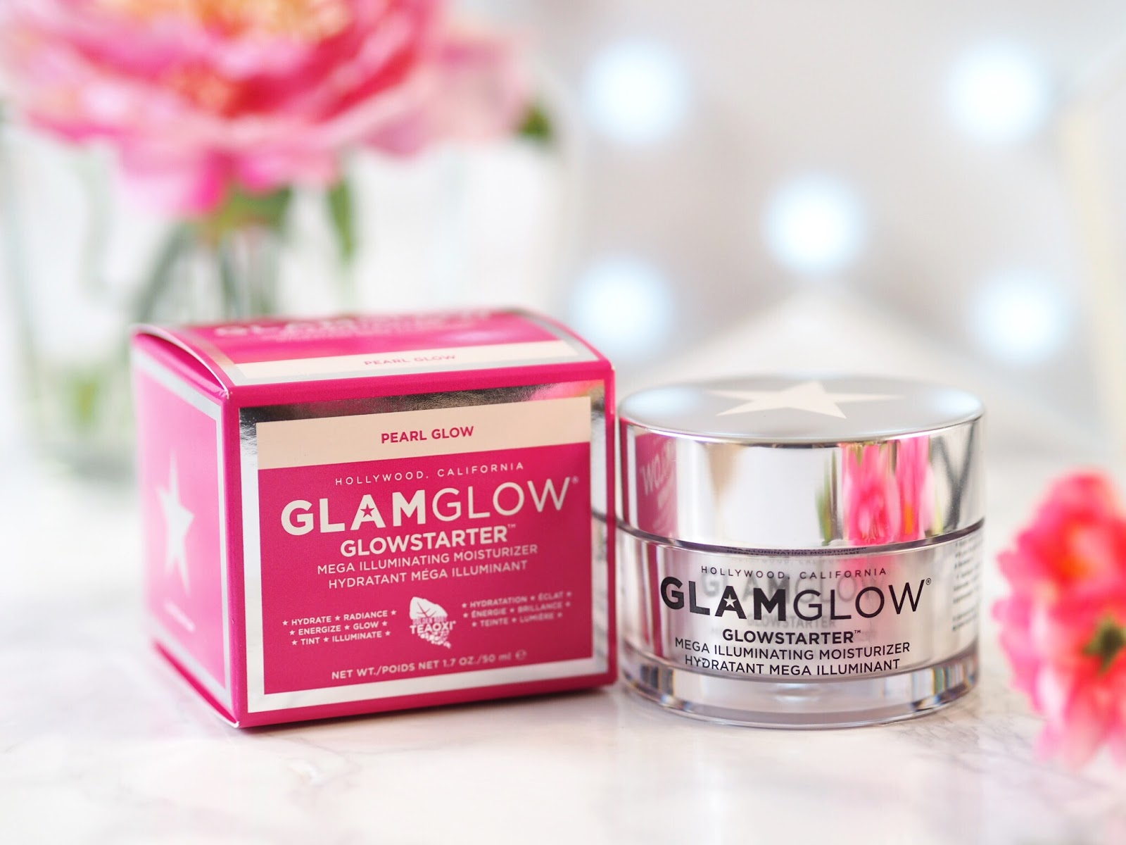 glamglow glowstarter mega illuminating moisturizer review