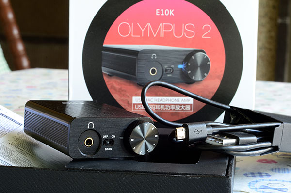 fiio e10k olympus 2 review