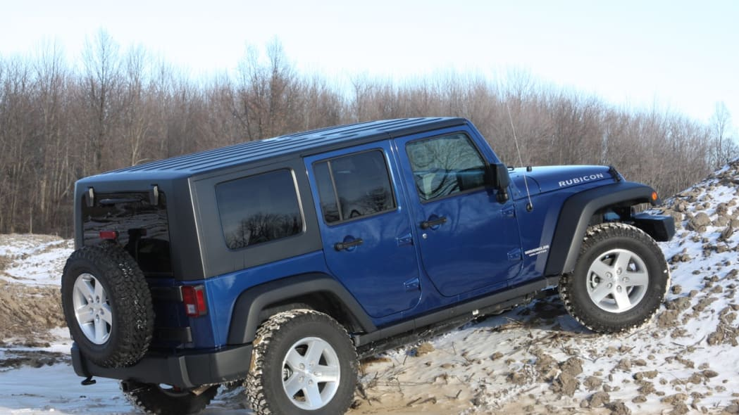 2009 jeep wrangler unlimited reviews
