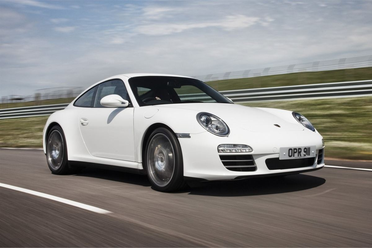 porsche 911 997 series 2 review