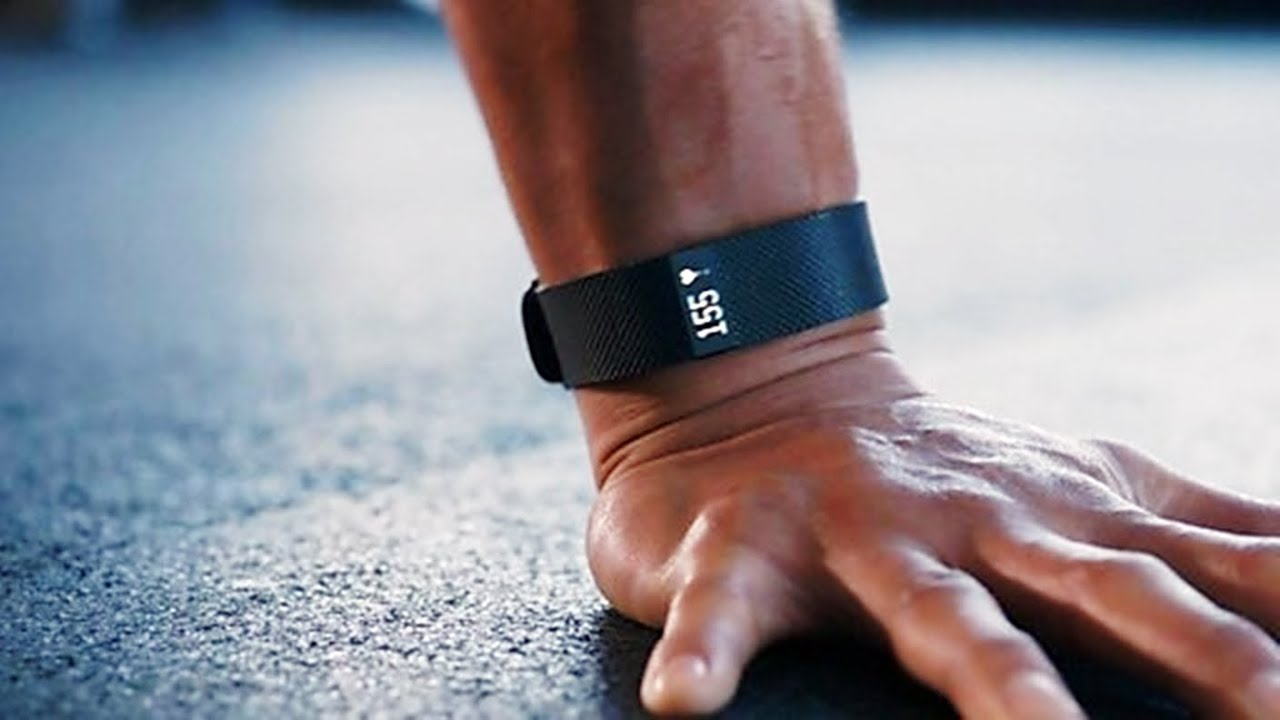 fitbit charge hr review youtube
