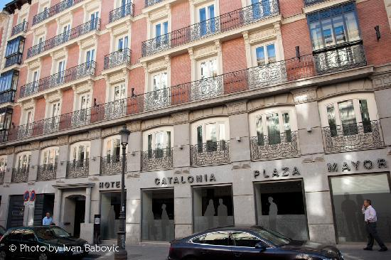 hotel plaza mayor madrid reviews