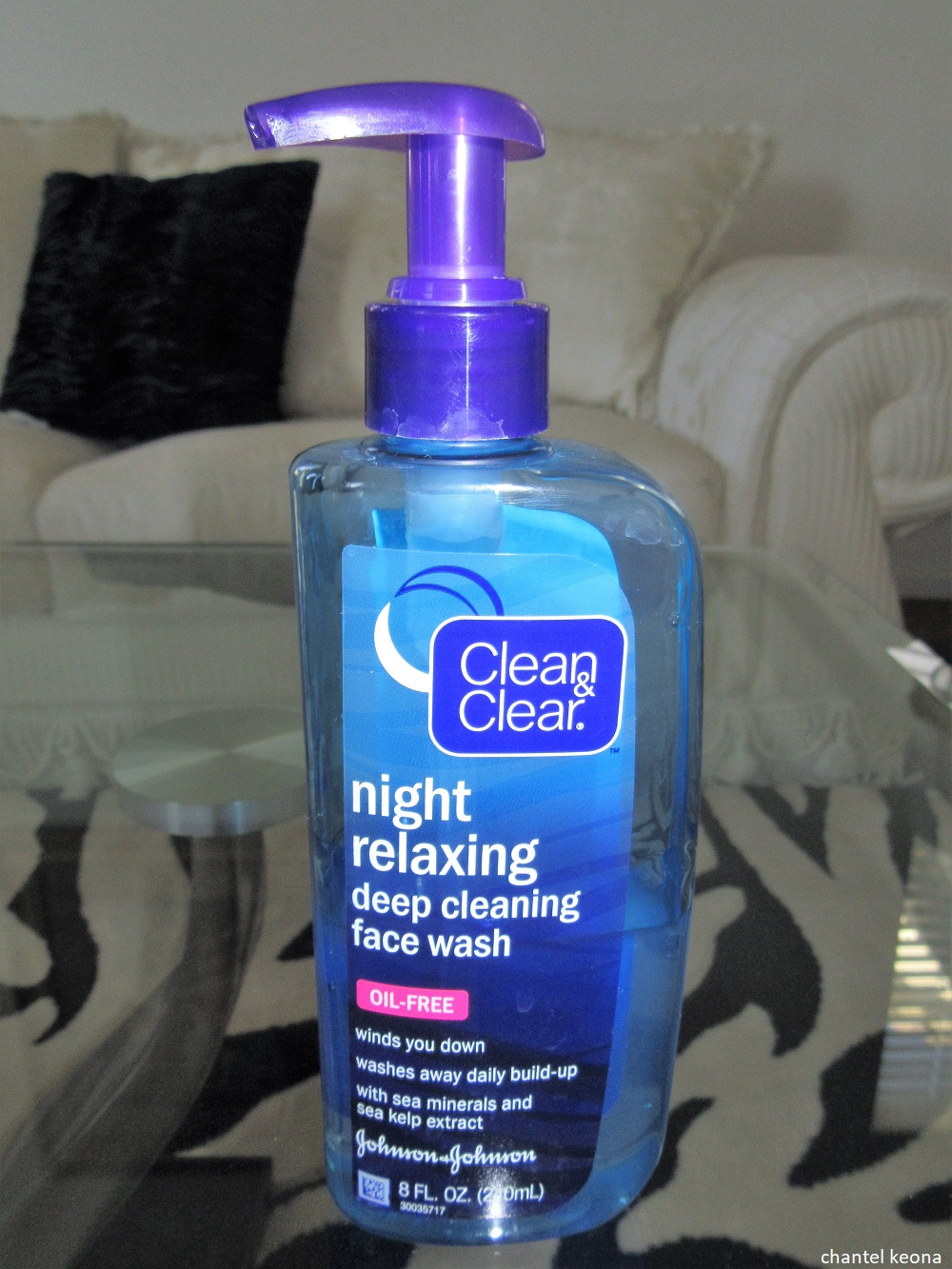 clean and clear night relaxing review
