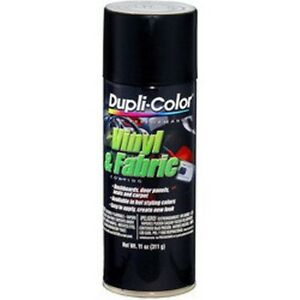 duplicolor vinyl and fabric review