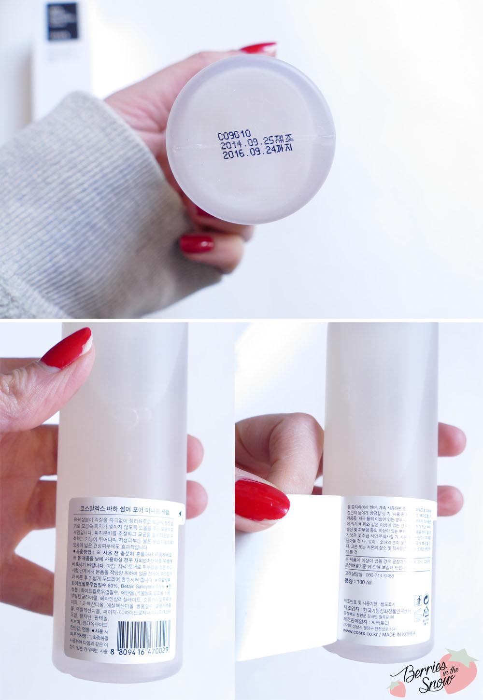 cosrx bha summer pore serum review