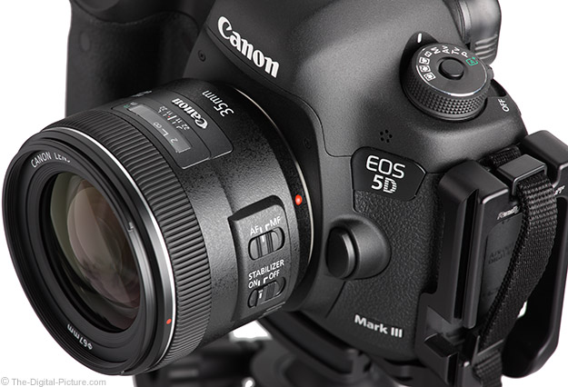 canon 35mm is usm review