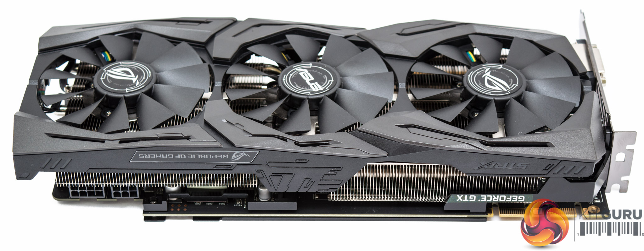 asus rog strix gtx 1080 review