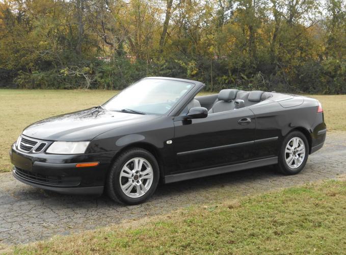 2005 saab 9 3 convertible review