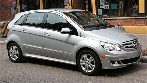 2006 mercedes b200 review edmunds