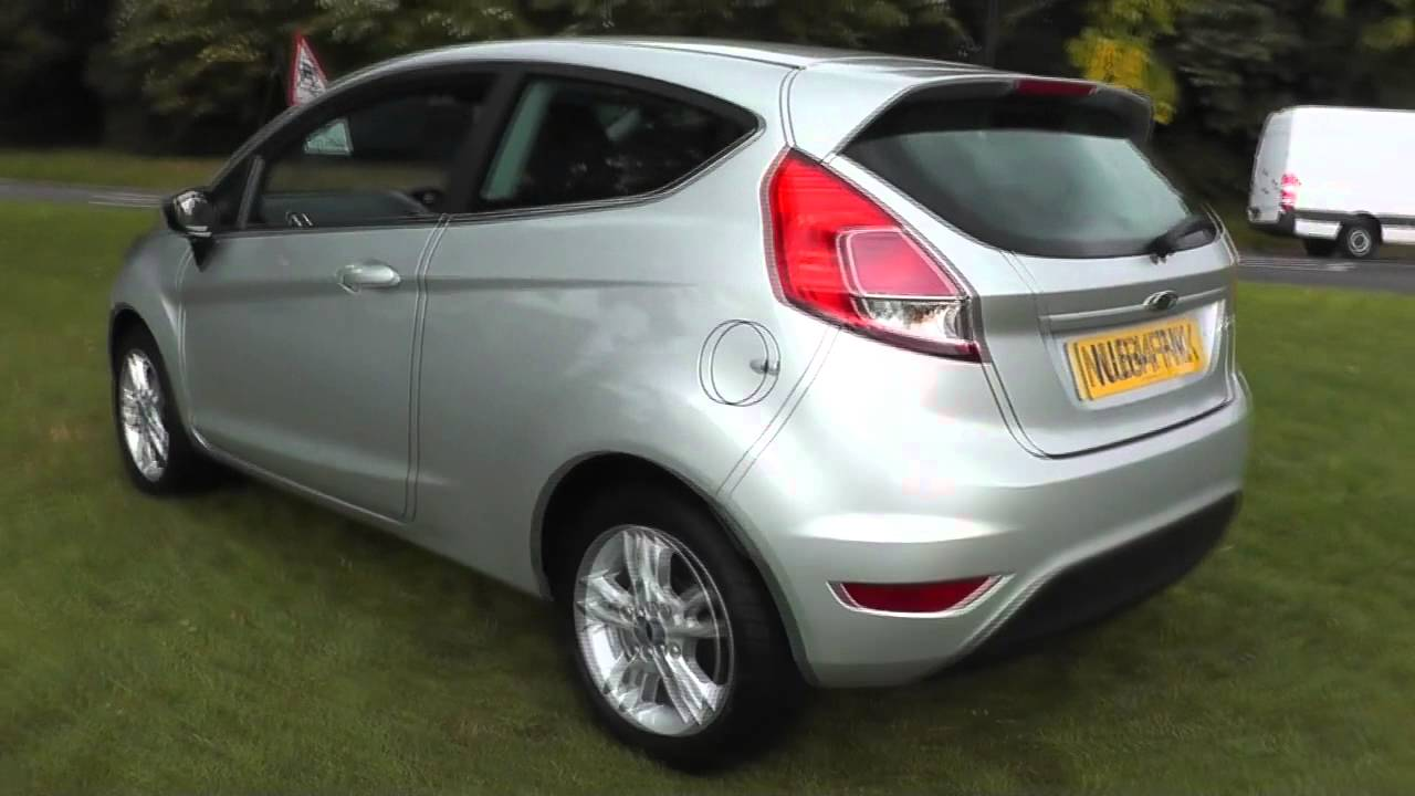 ford fiesta zetec 2014 review