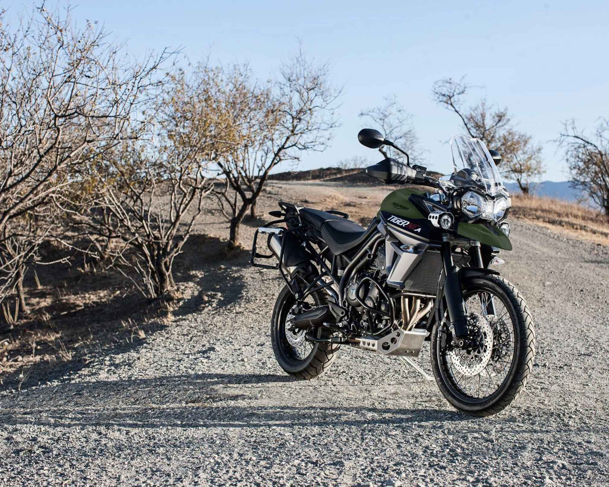 2017 triumph tiger 800 xca review