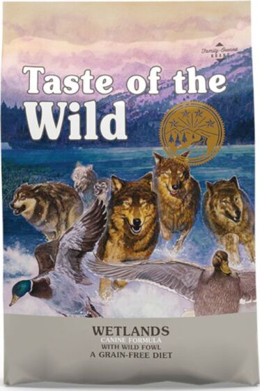 taste of the wild pacific stream puppy review