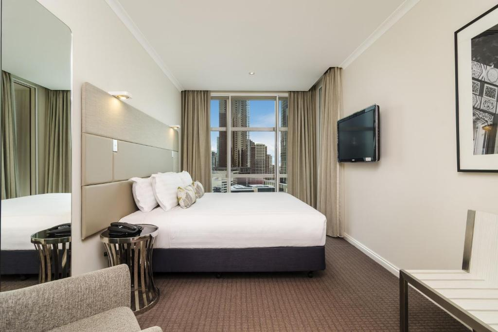 clarion suites gateway melbourne review