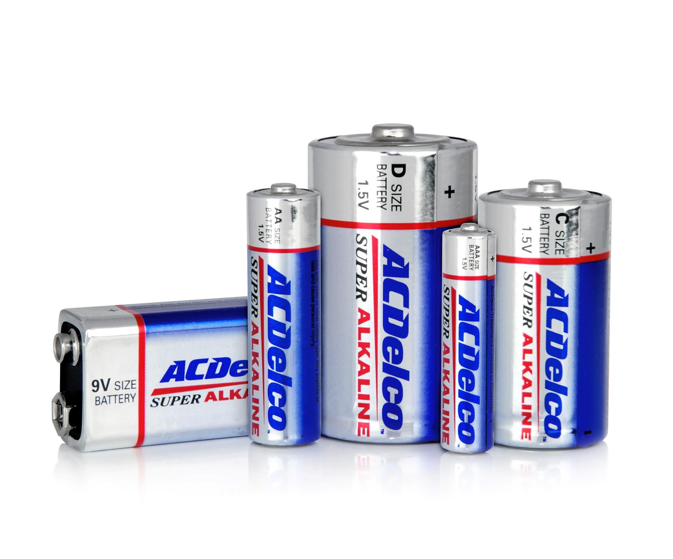 ac delco aa battery review