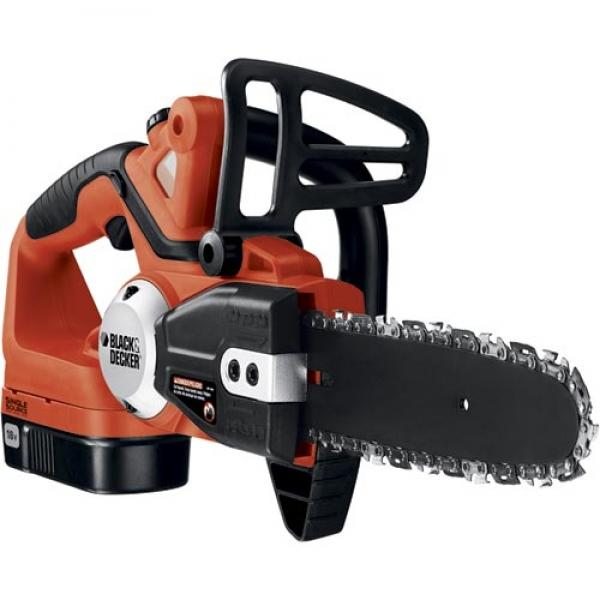 black and decker cordless chainsaw review