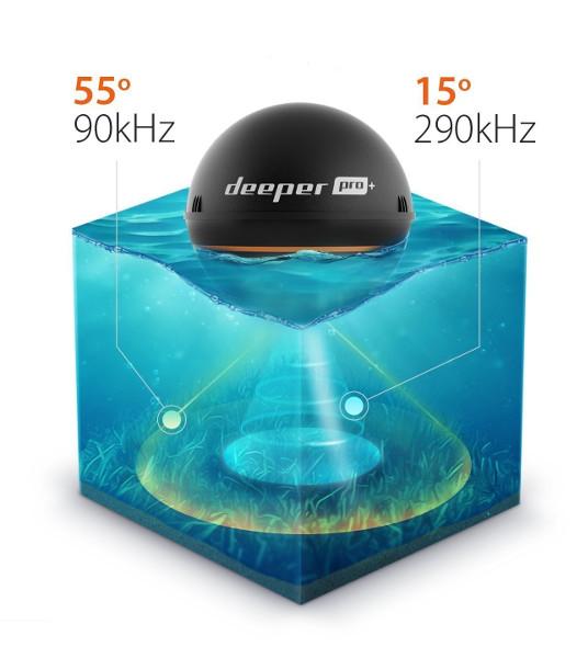 deeper smart sonar pro+ review
