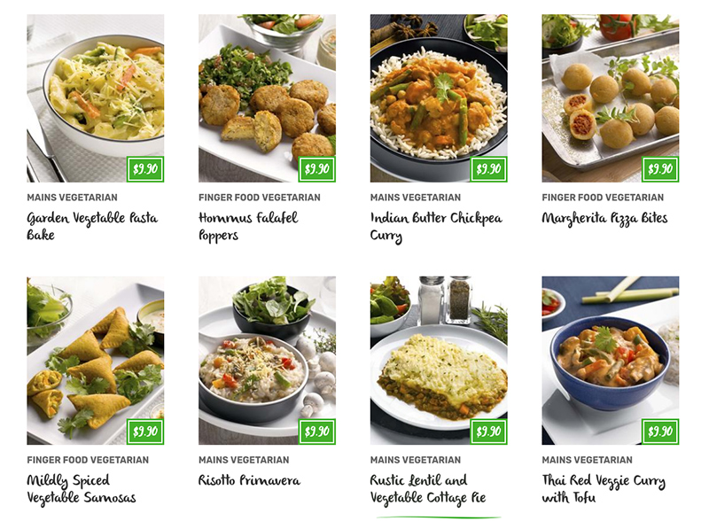 gluten free meal co reviews