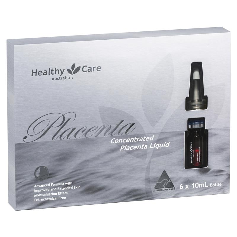 healthy care concentrated placenta liquid review