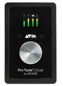 apogee duet firewire audio interface review