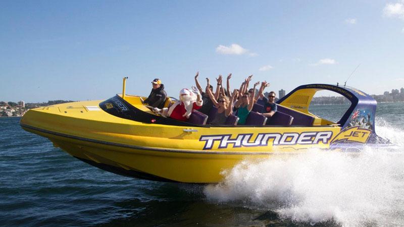 thunder jet boat sydney reviews