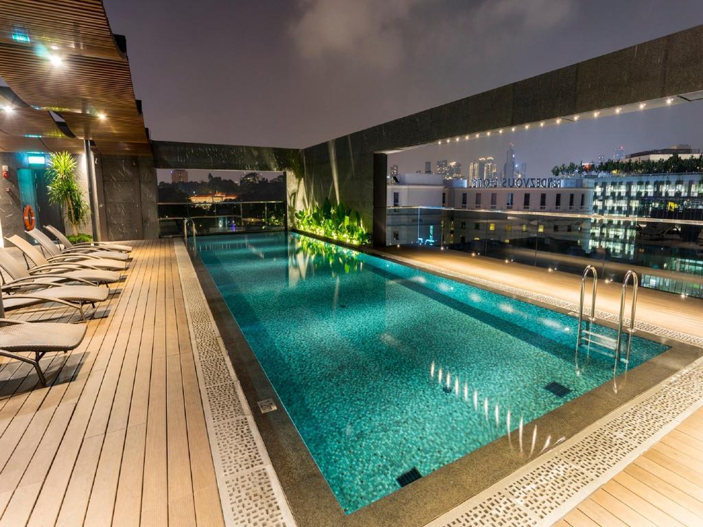 30 bencoolen hotel singapore review