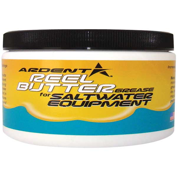 ardent reel butter grease review
