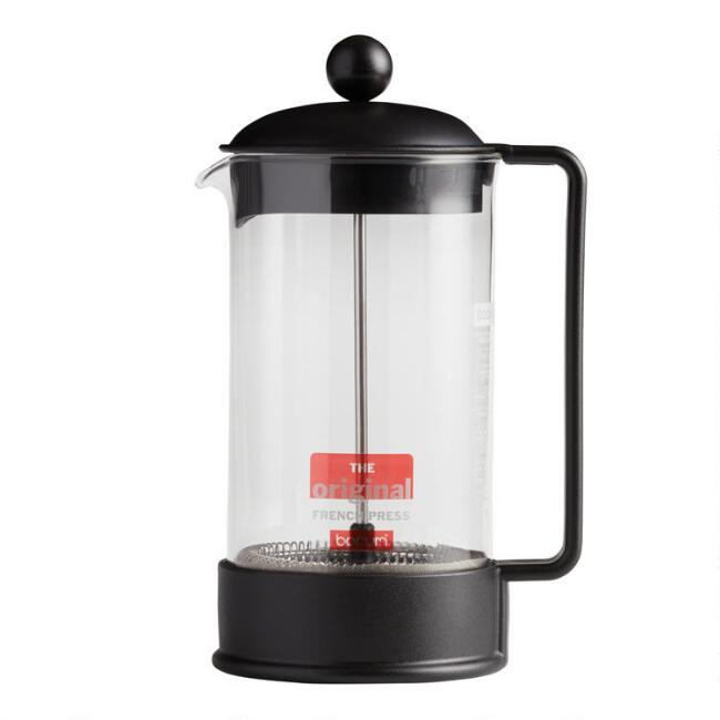 bodum bistro 12 cup programmable coffee maker review