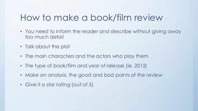 how to create a book review website