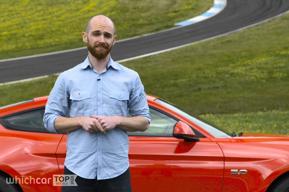 ford cougar review top gear