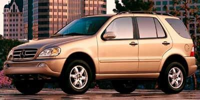 2002 mercedes m class reviews