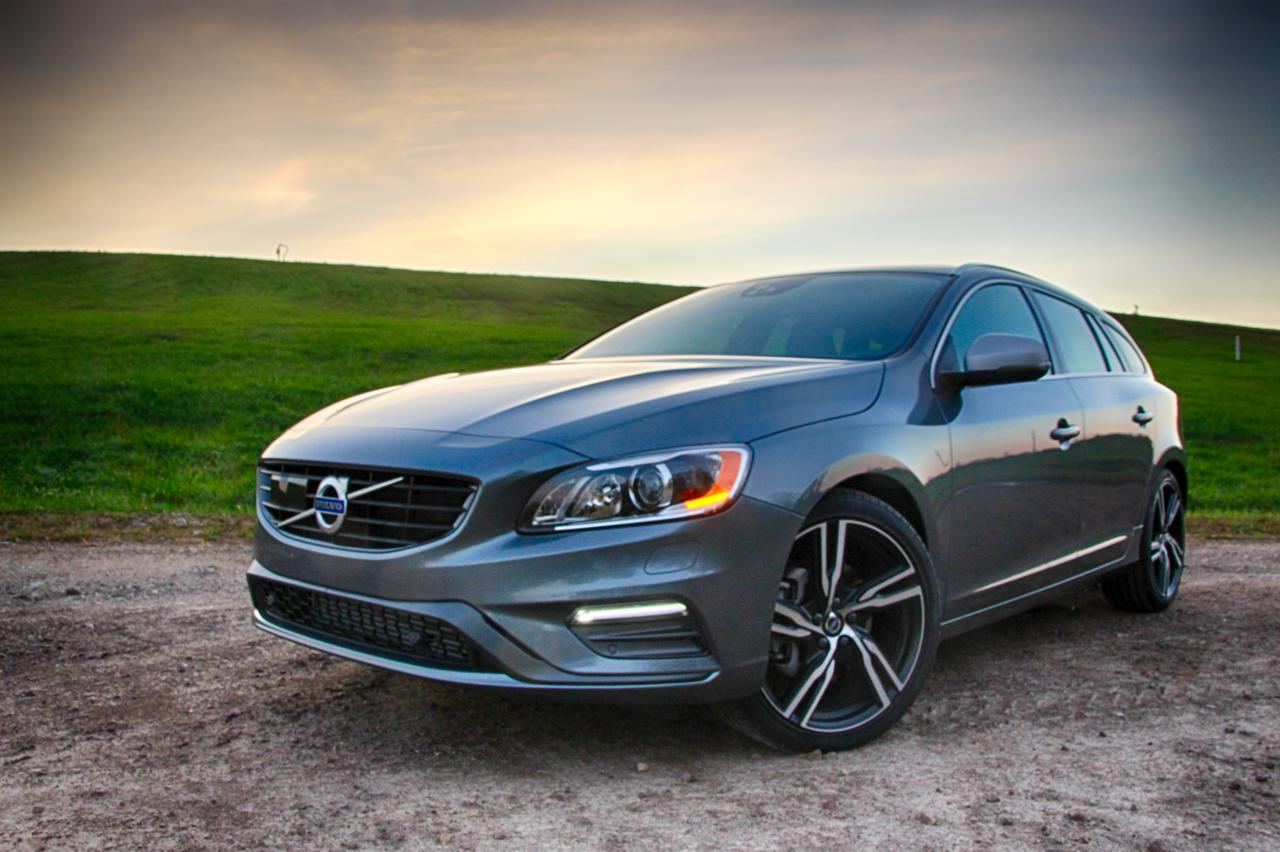 2017 volvo v60 t6 r design review