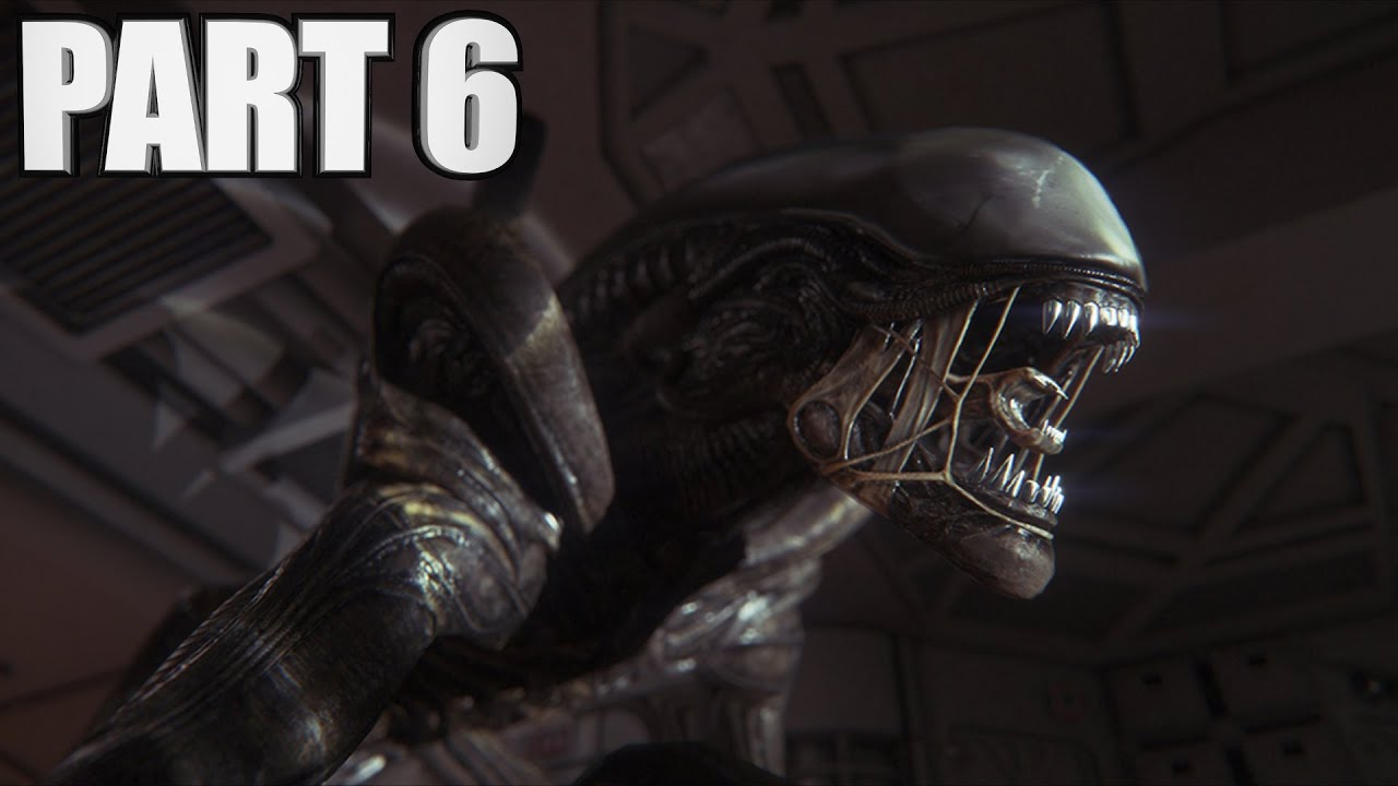 alien isolation xbox one review