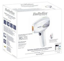 babyliss laser hair removal review