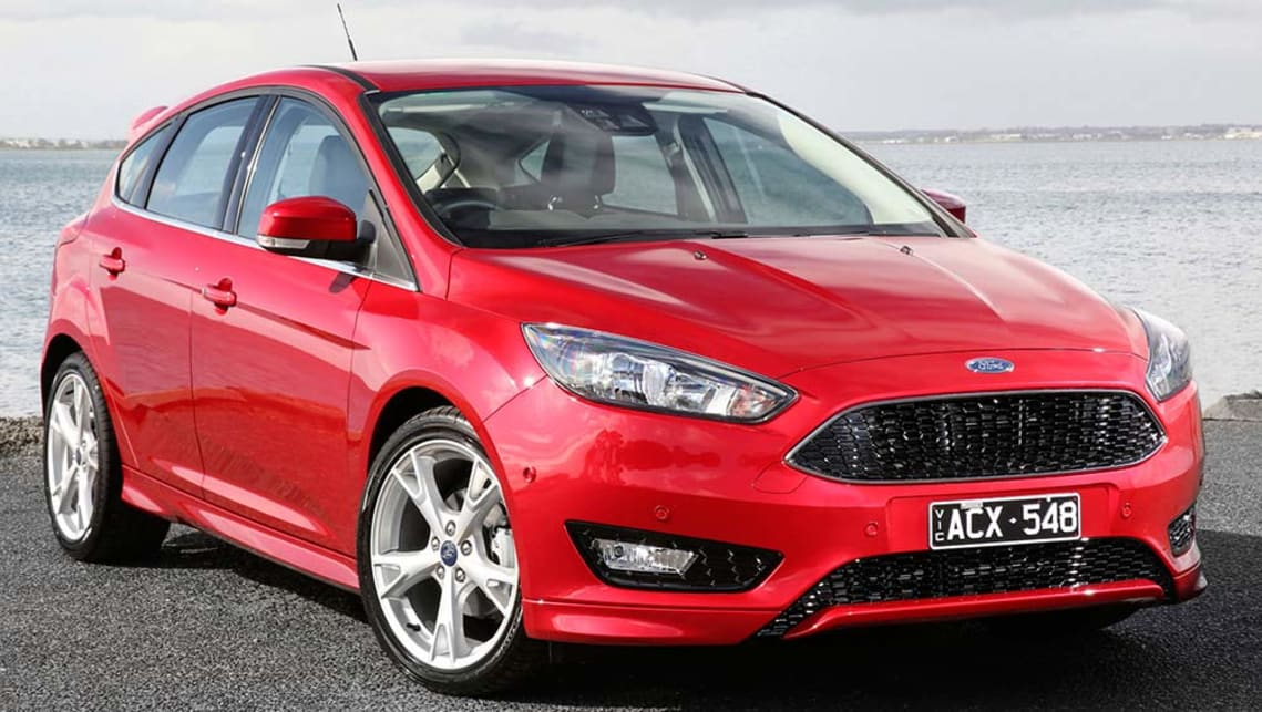 2015 ford focus titanium review