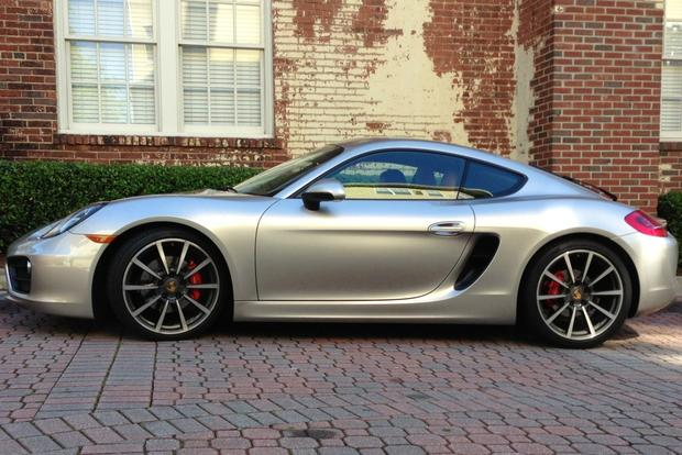 2014 porsche cayman s review