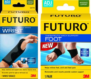 futuro foot support night reviews