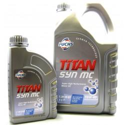 fuchs titan syn mc 10w 40 review
