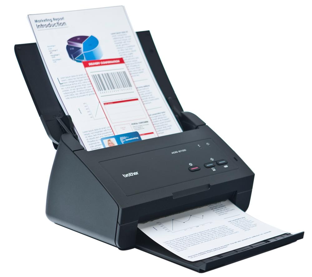 brother ads 2100 scanner review