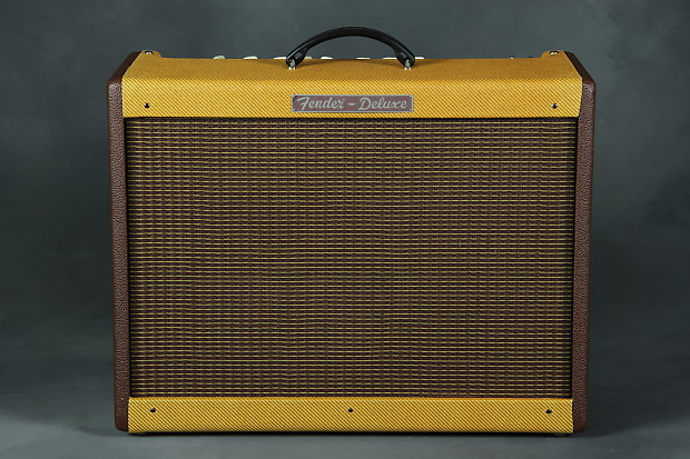 fender hot rod deluxe tweed review