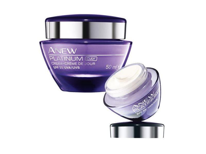 avon anew platinum day cream reviews