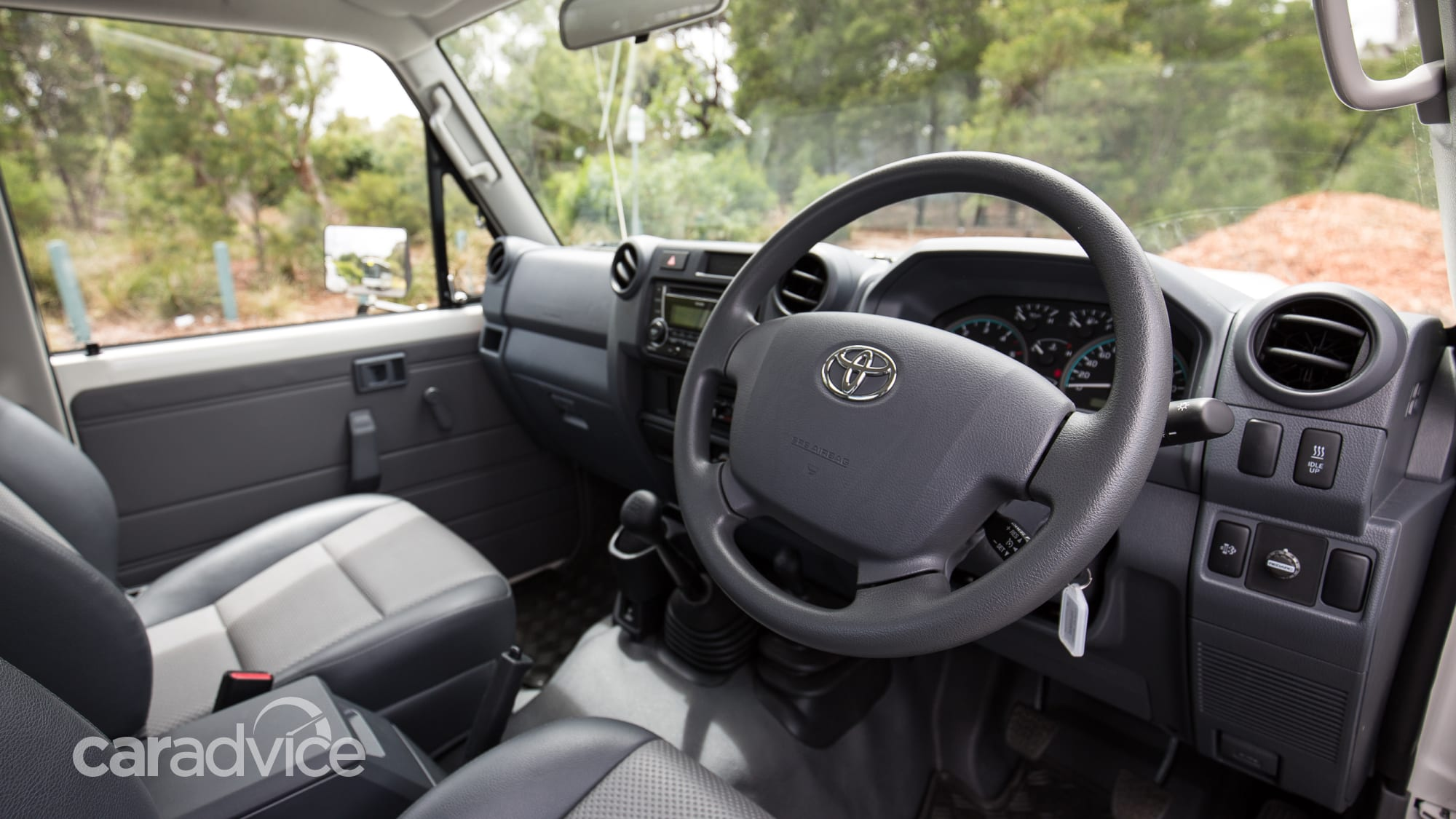 toyota landcruiser workmate ute review