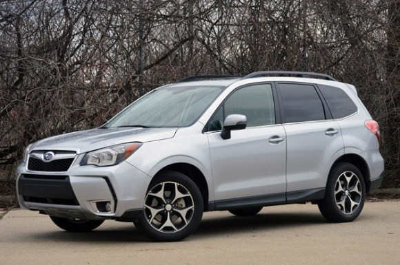 2015 subaru forester 2.0 xt review