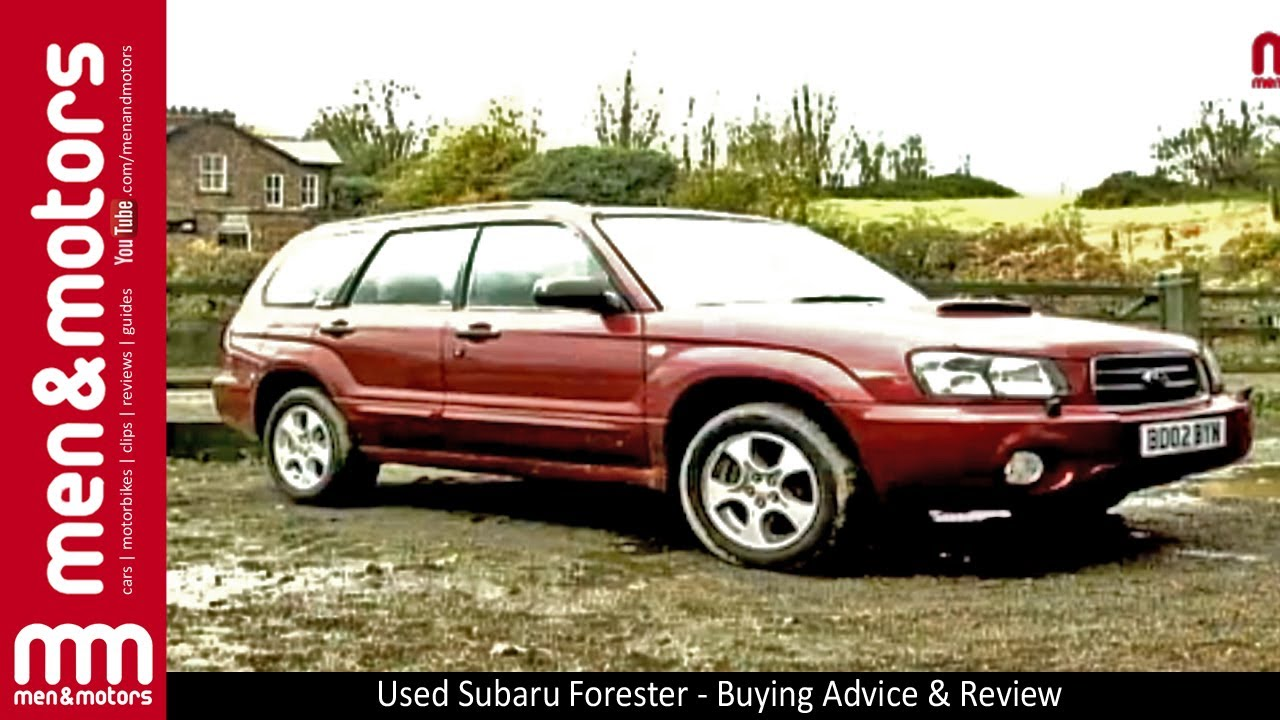 subaru forester used car review