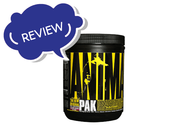 animal pak review side effects